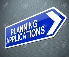 Planning notices for consideration